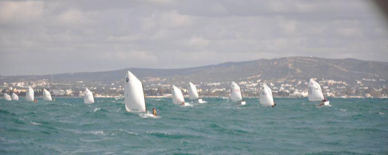 Championnat de Tunisie Optimist , Laser ,Planche à voile
