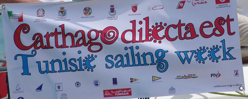 Carthago Dilecta Est –Tunisie Sailing Week 2017